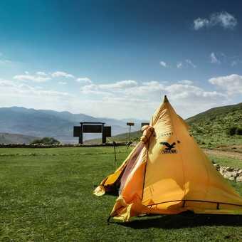 Everyone's favourite campsite