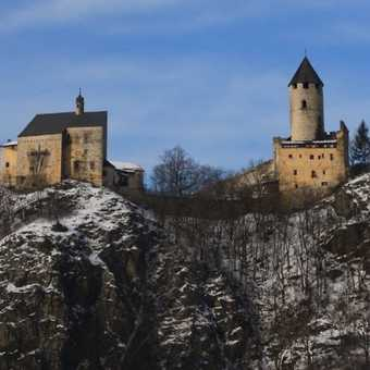 Castles from the coach