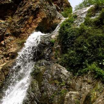 Waterfall near Setti Fatma