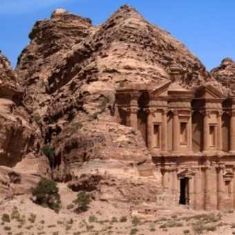 The Monastery, Petra