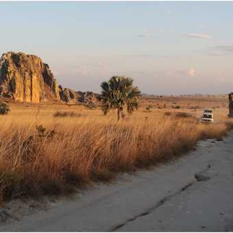 Entrance to Isolo NP