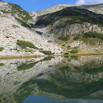 Pirin Glacial Lake_1