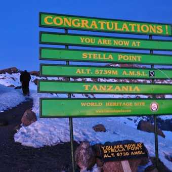 Stella Point