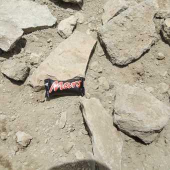 high altitude mars bar