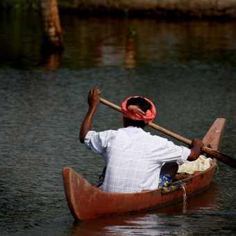 the backwaters, Kerala