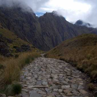 The Path to Machu Picchu