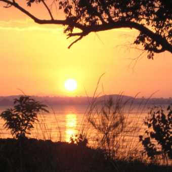 Lake Tana sunset