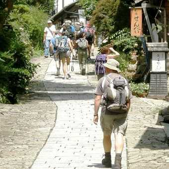 Day walk on the Nakasendo Way