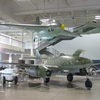 German WW2 jets at Deutsches Museum