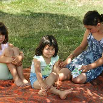 Romanian children