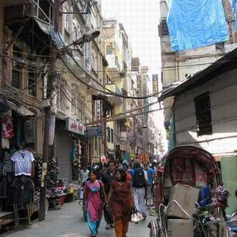 Vibrant Kathmandu