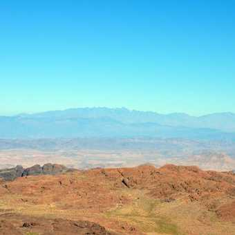 Mount Toubkal in the High Atlas