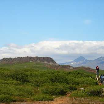 Hike to Eldborg Crater