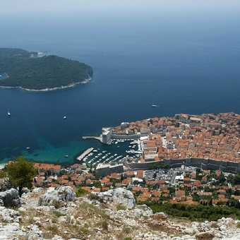 A last picture of Dubrovnik...