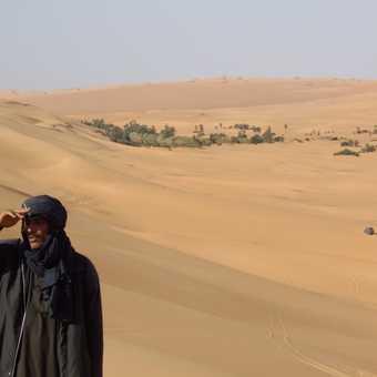 Abrahem posing again
