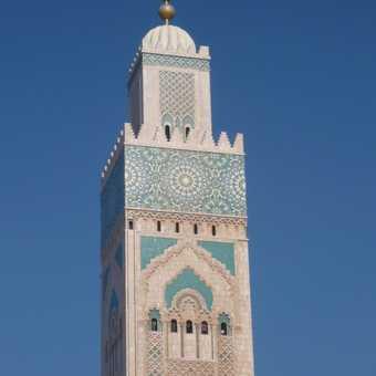 Hassan V Mosque Casablanca