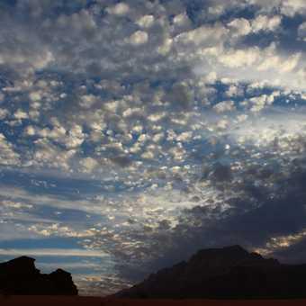 more Wadi Rum skies