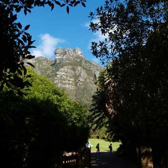 Castle Rock, Kirstenbosch