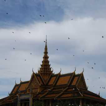 King's Palace - Phnom Penh