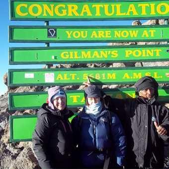 at Gilmans- hurray!