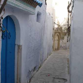 The Medina - Hammamet, Tunisia