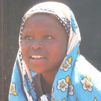 A face of Tanzania