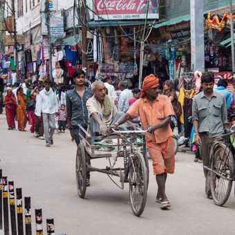 street life, Varanasi