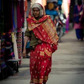 Streets of Kathmandu