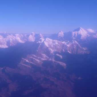 In awe of Everest