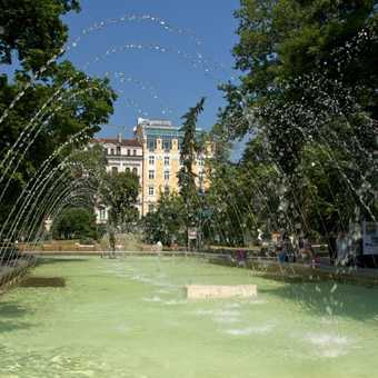Sofia - Park by the National Theatre