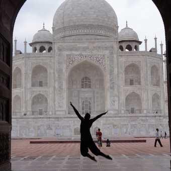 Woohoo Taj at last!