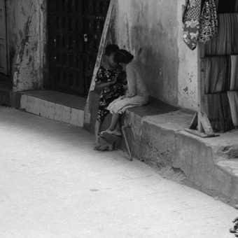 in conversation, Zanzibar