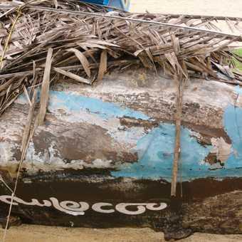 Kerela fishing boat
