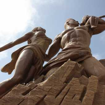 African Art Monument, Dakar