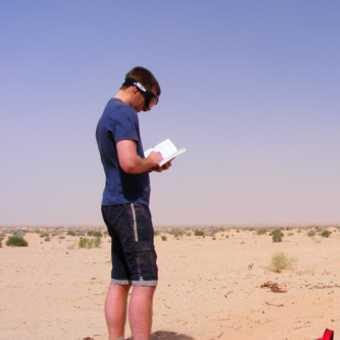 Extreme sport reading