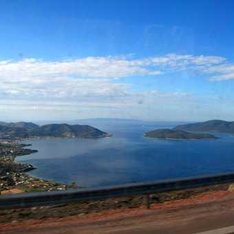 south eastern coast of Evia on day 3