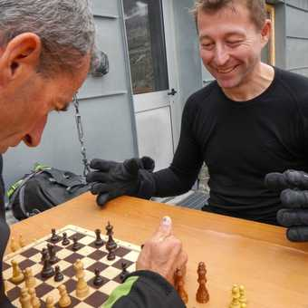 Extreme chess!