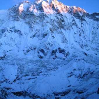 Annapurna Dawn