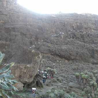 The Great Barranco wall