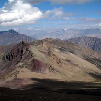 View from Palam Peak 5380m