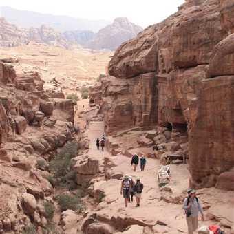 Pilgrimage to the Monastery