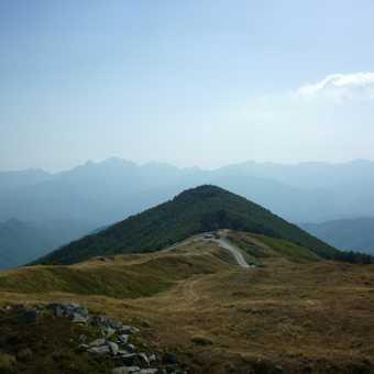 Alpi Apuane view