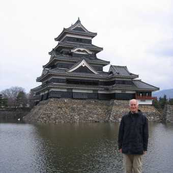 Matsumoto castle and and a chilly me!