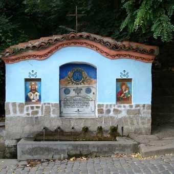 The path to Sveti Iliya