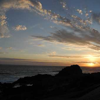 Sunset at Storms River