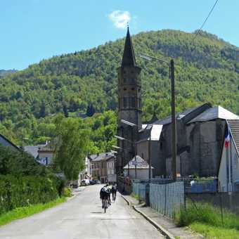 Near Luchon