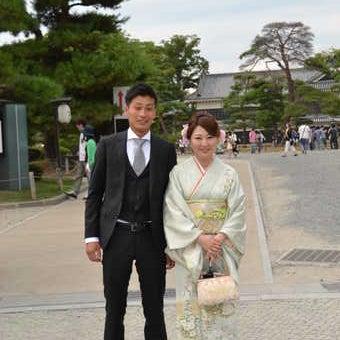 Wedding couple, Matsumoto