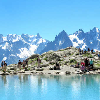Neil Pittaway Lac Blanc