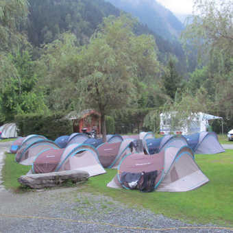 Neil Pittaway Steps on the trail, Chamonix valley