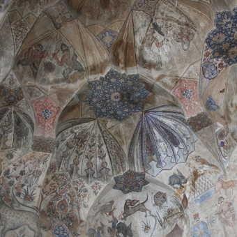 Kerman - Ganj Ali Khan bath house